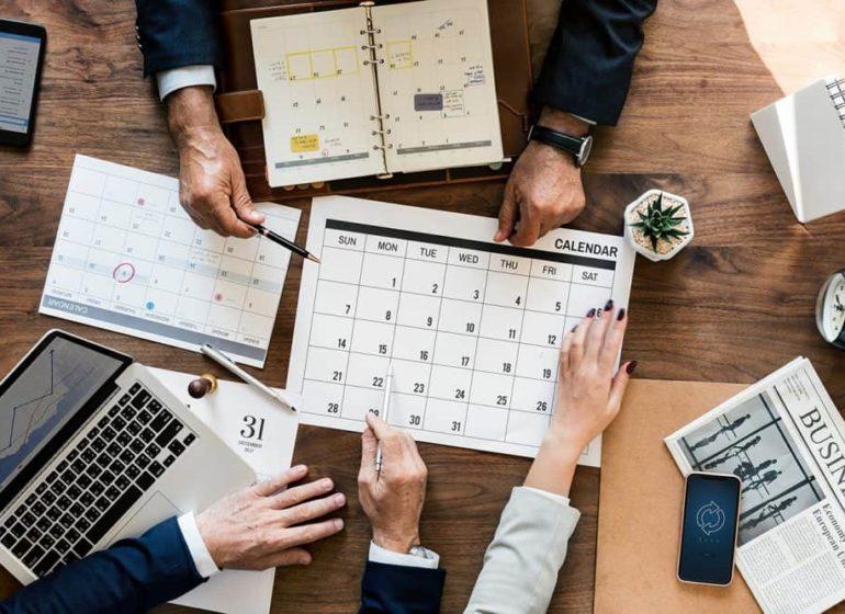 Kalendarz zmian podatkowych 2020